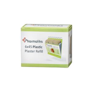 førstehjelpsutstyr plaster