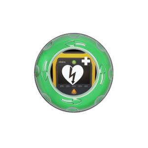 førstehjelpsutstyr hjertestarter